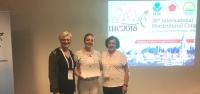 Öğretim Görevlisi Melisa Kara'ya Ödül