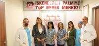 Palmiye'de 'Tüp Bebek Merkezi' Dönemi