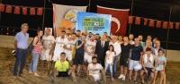 Plaj Futbolu İskenderun Etabı Tamam