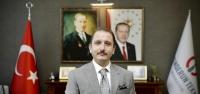 Rektör Depci'den Cumhuriyet Bayramı Mesajı