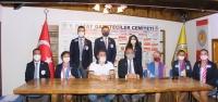 Rotary Başkanı Antalyalı'dan Açıklama