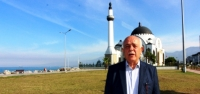 Sahil Camii Projesi Tamamlanmak Üzere