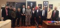 Şahutoğlu'undan Seyfi Başkan'a Ziyaret