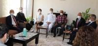 Şehit ve Gazi Aileleri Ziyaret Edildi