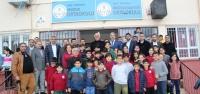 Seyfi Başkan Denizciler'de Mescit Açılışına Katıldı