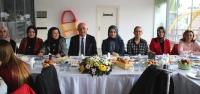 Seyfi Başkan TÜGVA Üyeleri İle Bir Araya Geldi
