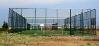 Spor Komplekslerinin Yapımı Tamamlandı