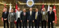 Ticaret Bakanı Mehmet Muş ile İskenderun Konuşuldu