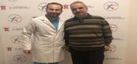 Tüp Mide Ameliyatıyla Hastalıklara Veda Etti