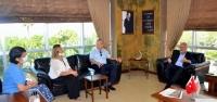 Türk Sanat Müziği Gönüllülerinden İTSO'ya Ziyaret