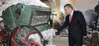 Unutulmuş Tarım Aletleri Müzede Sergileniyor