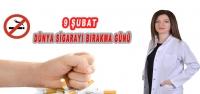 Uzm. Dr. Zuhur'dan Sigarasız Yaşama Davet