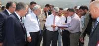 Vali Doğan ve Başkan Tosyalı 2. OSB'yi İnceledi