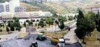 'Yeni Devlet Hastanesi Yolu Asfaltlanıyor'