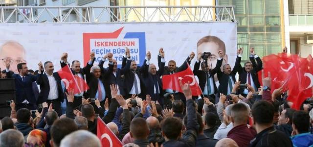 Tosyalı: 'Gönüllere Dokunmak için Göreve Talibiz'