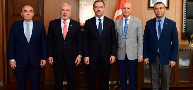 Tosyalı'dan Kahramanmaraş'a Ziyaret