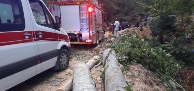 Traktör Devrildi 1 Kişi Hayatını Kaybetti