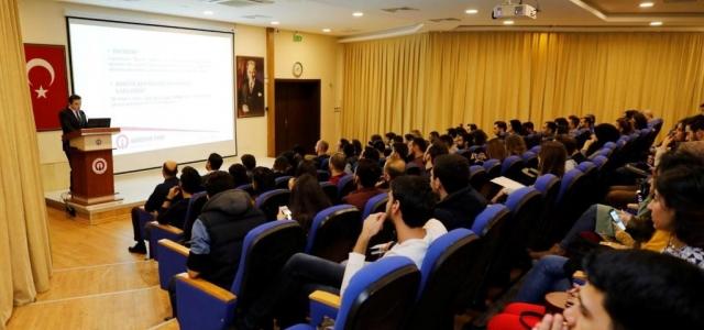 Turizm Öğrencileri İSTE'de 'İŞ' İçin Buluştu!