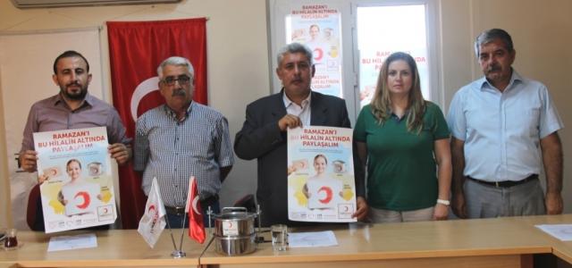 Türk Kızılayı Ramazan'da da Yoksulların Yanında