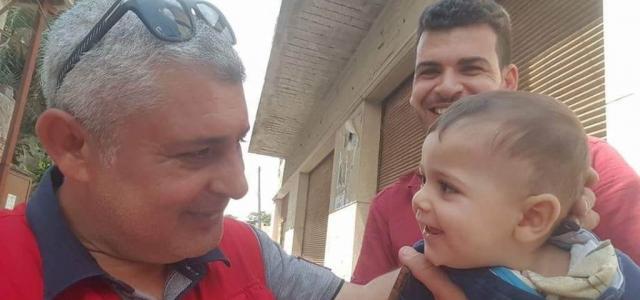 Türk Kızılayı Yavru Vatan'da Yetimleri Güldürdü