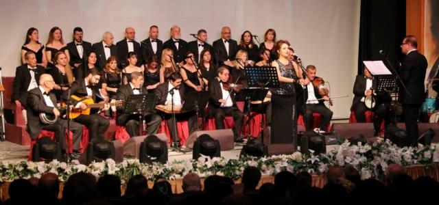 Türk Müziği Korosu'ndan Müzik Ziyafeti