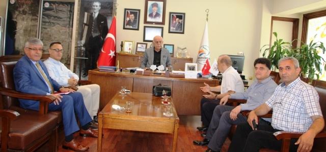 Türk Ordusu'nun Emekli Kahramanları Makamda