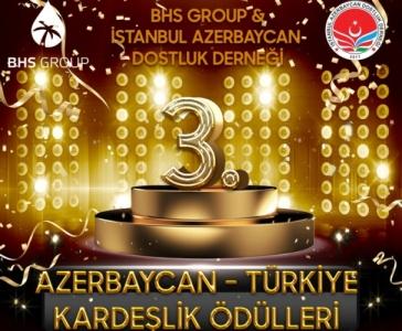 Türkiye Azerbaycan Kardeşlik Ödülleri Sahiplerini Buluyor