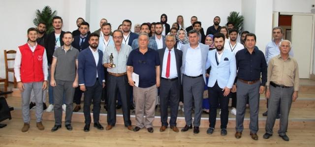 Türkiye Gençlik Konseyi'nden Belediyeye Ziyaret