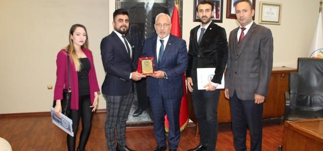 Türkiye Gençlik Konseyi'nden Tosyalı'ya Ziyaret