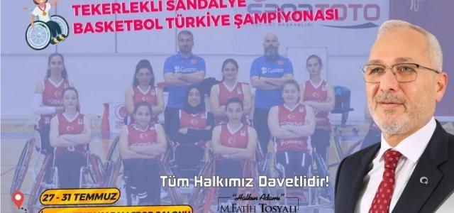 Türkiye Şampiyonası İskenderun'da Yapılacak