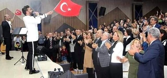 Türkiye'nin Elmas Çocuğu İskenderun'da Konser Verdi