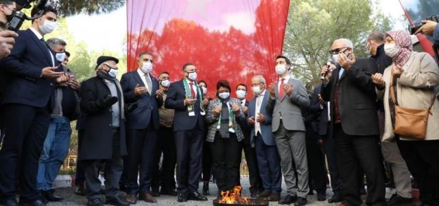 Türksoy Mesire Alanı Erzin'de Açıldı
