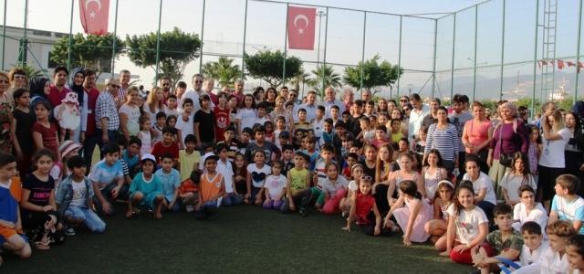 Ücretsiz Yaz Spor Okulları Kayıtları Başlıyor