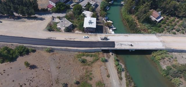 Uluçınar Mahallesi Köprü Yolu Asfaltlanıyor