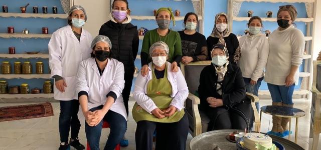 'Üreten Altıneller Kooperatifi' Kadınlarla Büyüyor