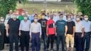 İskenderun'da Halk ile Protokol Bayramlaştı