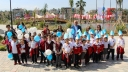 Seyfi Dingil Minik Öğrenciler ile Millet Parkında Bir Araya Geldi