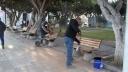 Şehitler Parkı Yenileniyor