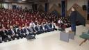 Yükseliş Kolejinde Kıbrıs Rüzgarı