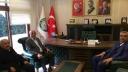 Başkan Seyfi Dingil Belediyeleri Ziyaret Etti!