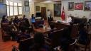Hentbolculardan Başkan Tosyalı'ya Ziyaret