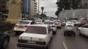 İskenderun'da Trafik Karmaşası Yaşanıyor