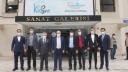 Federasyon Yönetimi İskenderun'da Çalışmalarını Anlattı