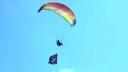 Hatay Semalarında Yamaç Paraşütü Şampiyonası