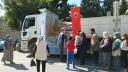 İskenderun Belediyesi Patates Dağıtımlarını Sürdürüyor