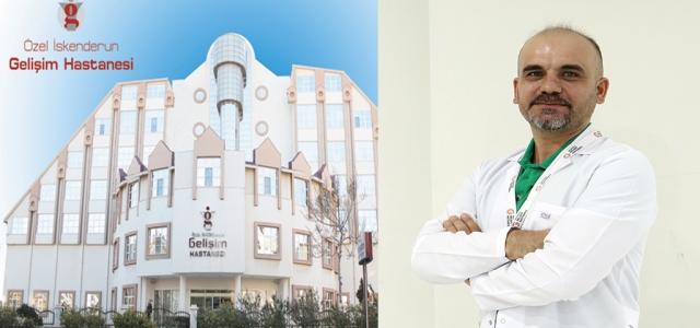 Uzm. Dr. Serdar Taşdemir GELİŞİM'de