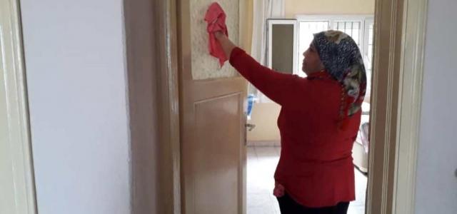 Yaşlılara Bayram Öncesi Temizlik Hizmeti