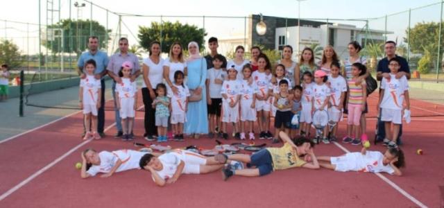 Yaz Spor Kurslarına Ailelerden Yoğun İlgi