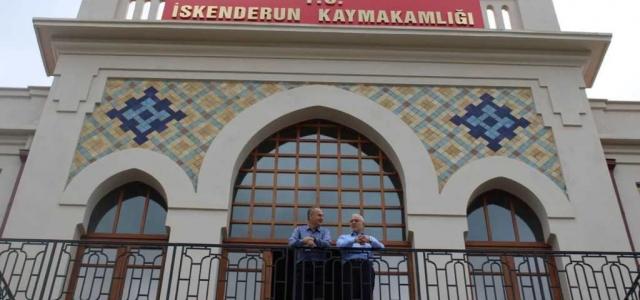 Yeni Hükümet Binası'na 'Hayırlı Olsun' Ziyareti