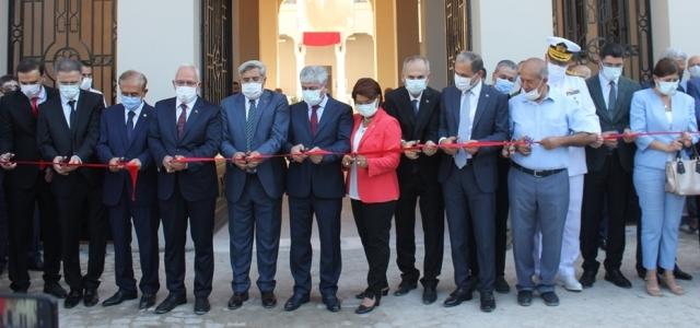 Yeni Hükümet Konağı İskenderun'a Yakıştı